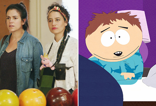 South Park Broad City
