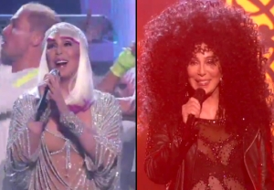 Cher BBMAs 2017