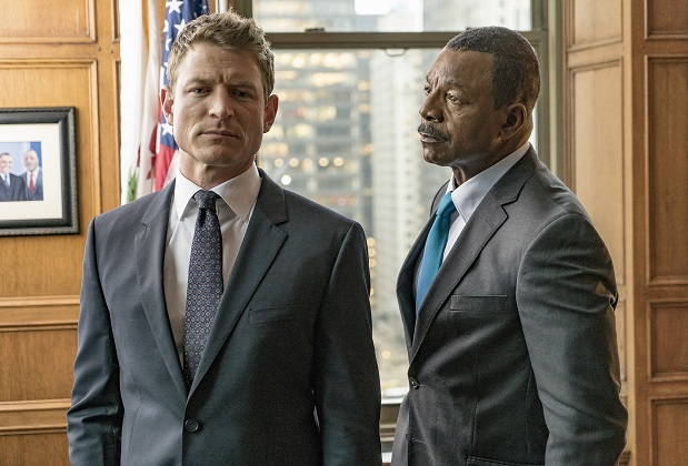 Chicago Justice Renewed Cancelled