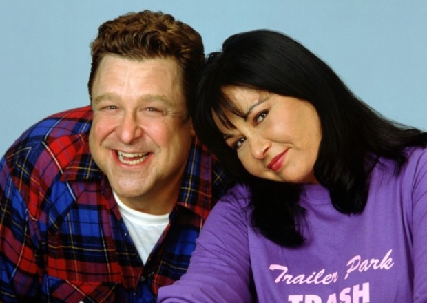 Roseanne Revival Dan Alive