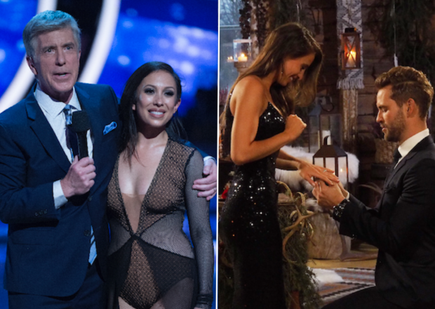 Dancing With the Stars Junior The Bachelor Winter Games ABC Spinoff