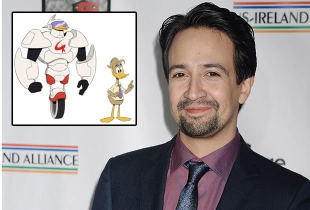 DuckTales Reboot Lin-Manuel Miranda