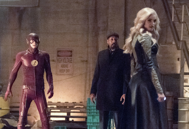 The Flash Spoilers Killer Frost