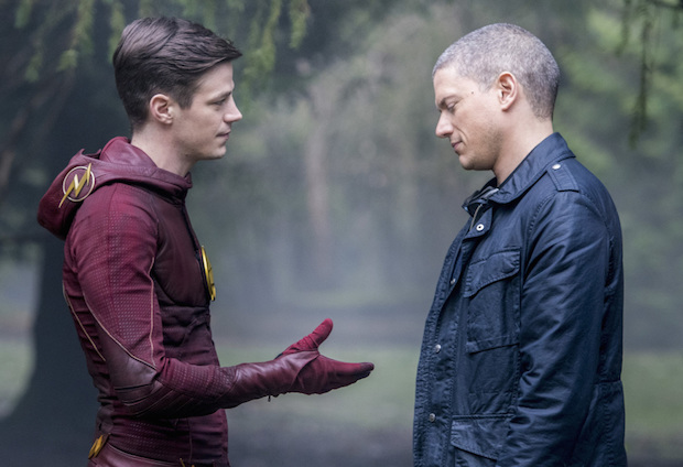 Flash Recap Season 3 Episode 22