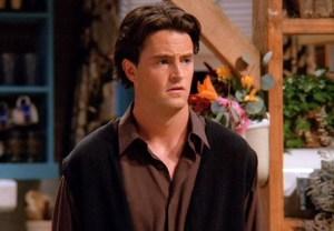 Friends Chandler Video