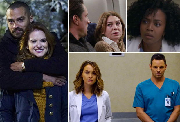 greys anatomy season 13 biggest moments