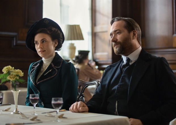 Howards End Starz Hayley Atwell Matthew Macfadyen