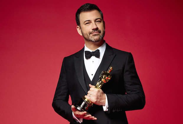 Jimmy Kimmel Oscars 2018 host ABC