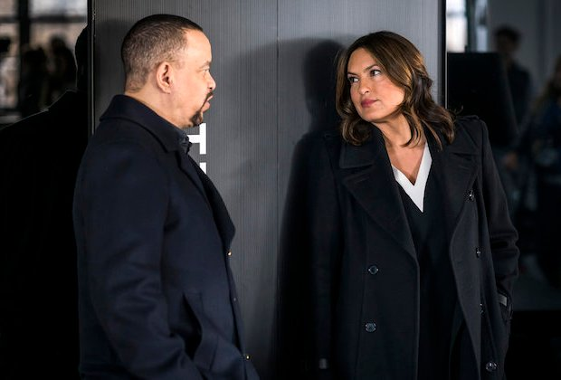Law Order SVU Showrunner Season 19