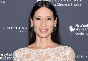 Lucy Liu Difficult People