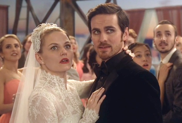 Once Upon a Time Wedding Curse