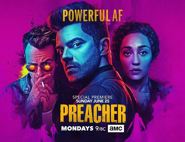 Preacher Season 2 Poster