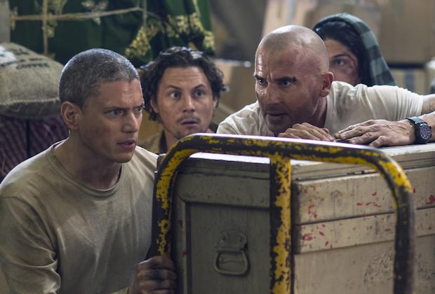 Prison Break Recap Sara vs Jacob