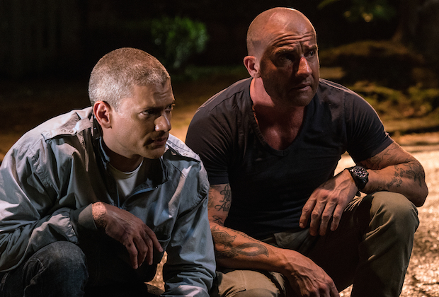 Prison Break Recap Whip T-Bag Son