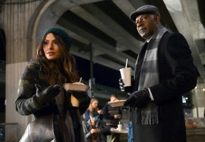 NBC Reverie Shahi Haysbert