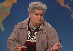 Saturday Night Live Drunk Uncle Bobby Moynihan SNL