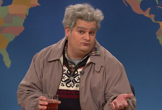 Saturday Night Live Drunk Uncle Bobby Moynihan SNL