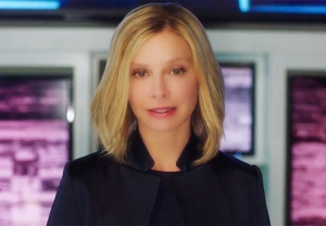 Supergirl Cat Grant Returns