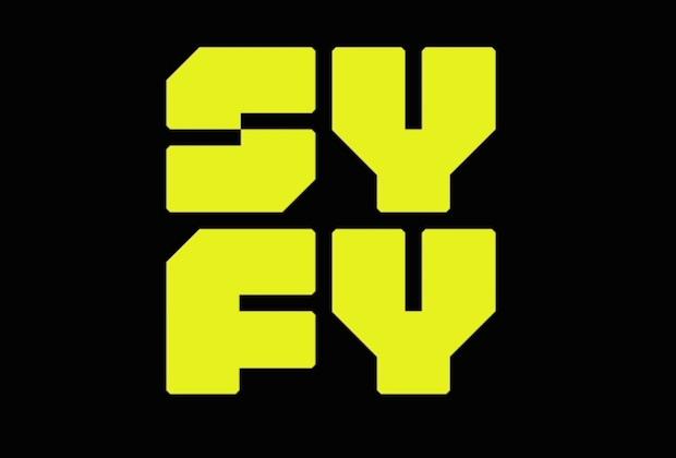 Syfy New Logo