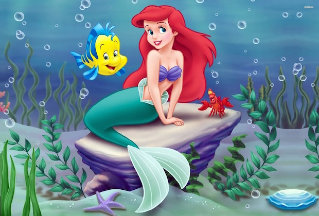 The Little Mermaid Live Musical ABC