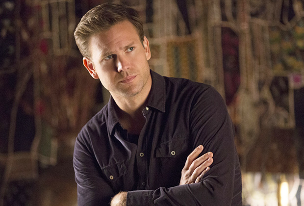 The Originals Alaric