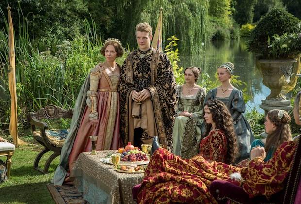 The White Princess Spoilers Season 1 Episode 5 Patrick Gibson