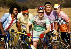 Tour de Pharmacy HBO Cast Andy Samberg Orlando Bloom