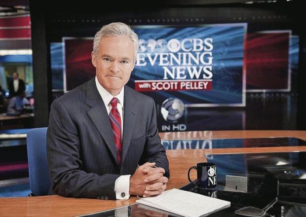 Scott Pelley Leaving CBS Evening News