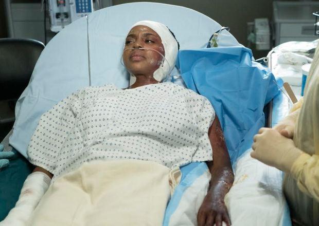 JERRIKA HINTON Leaves Grey's Anatomy