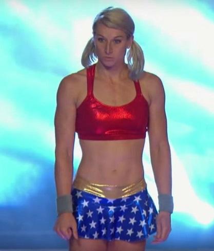 American Ninja Warrior Jessie Graff