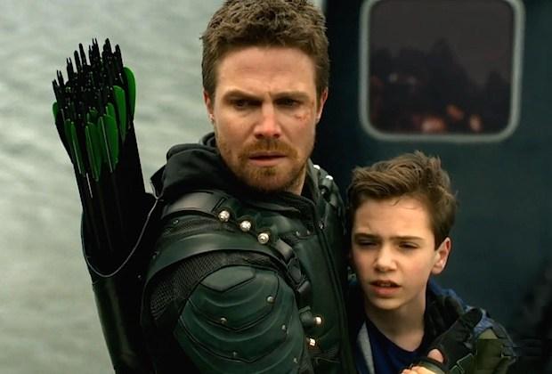 Arrow Season 6 Felicity Dies
