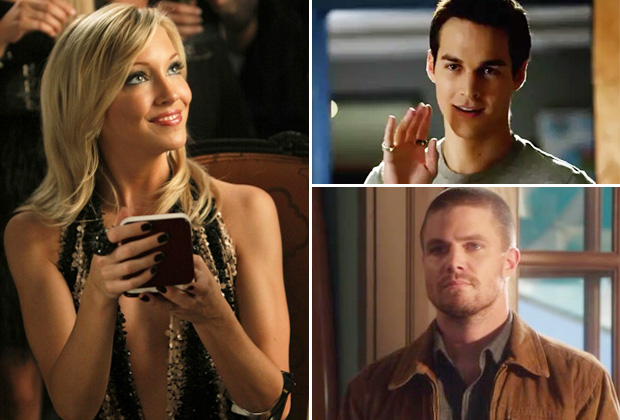 The CW Most-Used Actors