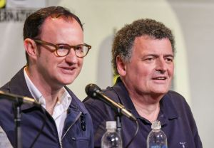 Dracula TV Series Steven Moffat Mark Gatiss