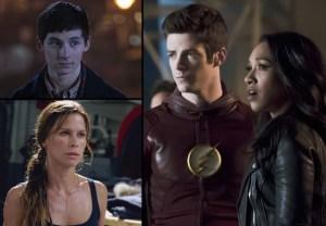 Flash Season 4 Spoilers Time Jump