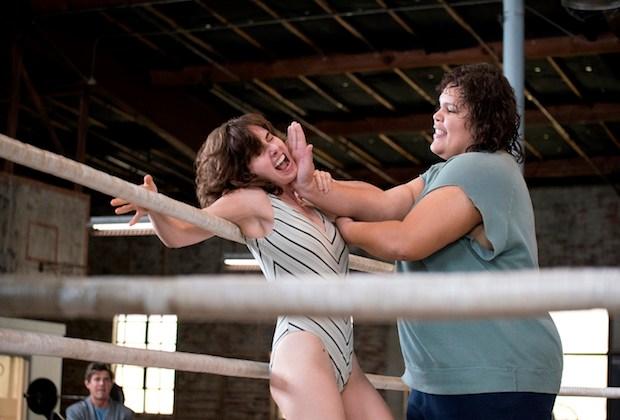 GLOW Review Netflix Premiere Allison Brie wrestling