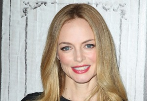Heather Graham Law & Order True Crime
