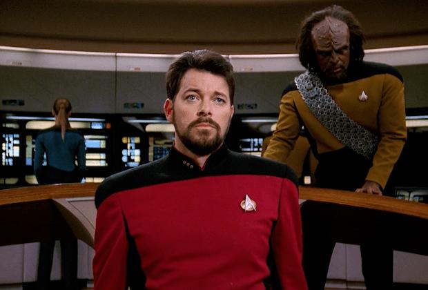 Star Trek Discovery Jonathan Frakes Director