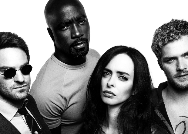 Marvel's The Defenders Netflix First Look Photos Poster Preview