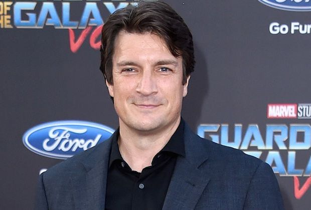 Nathan Fillion Unfortunate Events