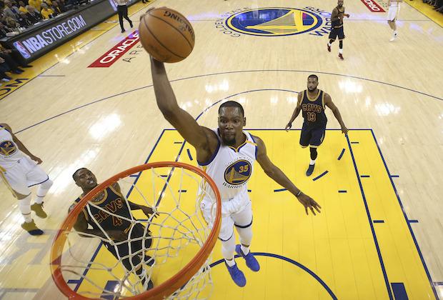 NBA Finals Cavaliers Warriors