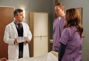 Playing House Season 3 Episode 2 Dr. Ericson Jeff Maggie