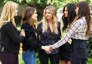 Pretty Little Liars Series Finale Spoilers