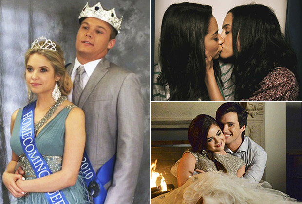 Pretty Little Liars Best Worst Couples