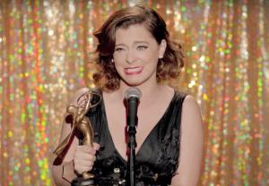 Rachel Bloom Award Shows Song Video Emmys Crazy Ex Girlfriend