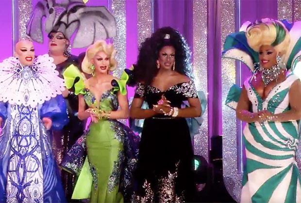 RuPaul's Drag Race Season 9 Winner