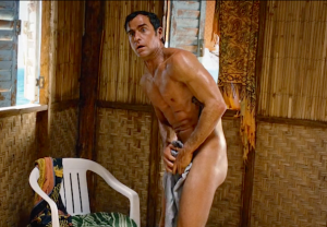 the leftovers full frontal male nudity damon lindelof interview