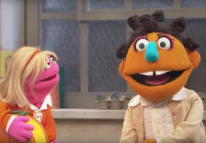 Sesame Street Orange Is the New Black Parody Video