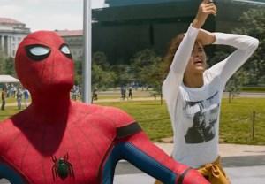 Spider-Man Zendaya