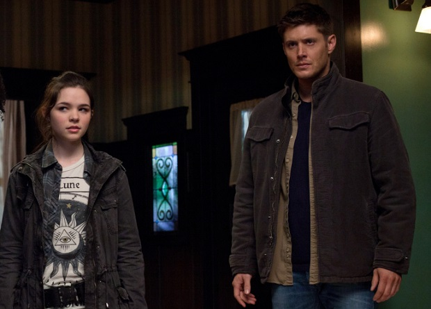 Supernatural Madison McLaughlin