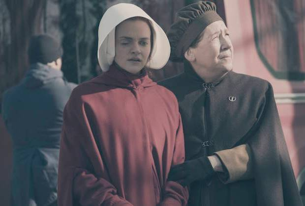 The Handmaids Tale Recap Season 1 Episode 9 The Bridge